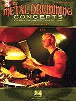 Metal Drumming Concepts Book & DVD