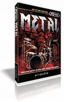 Metal Addictive Drums ADpak CD-ROM