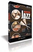 Modern Jazz Brushes Addictive Drums ADpak CD-ROM