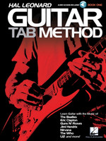 Hal Leonard Guitar Tab Method, Book One