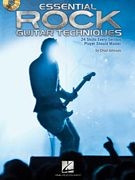 Essential Rock Guitar Techniques
