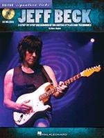 Jefff Beck - Signature Licks Guitar