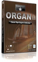 Organ - Classic Pipe Organs Collection CD-ROM