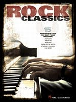 Rock Classics - Easy Piano Songbook