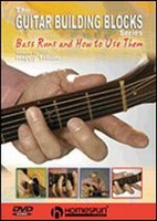 Guitar Building Blocks: Bass Runs & How to Use Them DVD