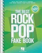 The Best Rock Pop Fake Book C Instruments