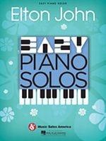 Elton John Easy Piano Solos