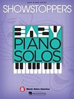 Showstoppers - Easy Piano Solos