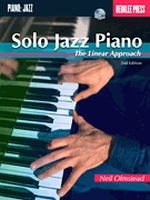 Solo Jazz Piano - The Linear Approach - 2nd Edition