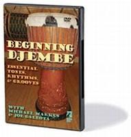 Beginning Djembe - Essential Tones, Rhythms & Grooves DVD