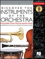Discover the Instruments of the Orchestra: DVD/CD-ROM