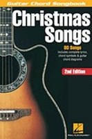 Christmas Songs 2nd Edition: Guitar Chord Songbook
