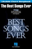 Best Songs Ever - Ukulele Chord Songbook