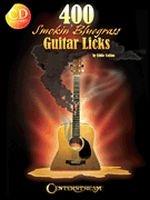 400 Smokin' Bluegrass Guitar Licks