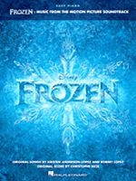 Frozen - Music From The Motion Picture - Easy Piano Songbook