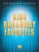 Kids' Broadway Favorites - Easy Piano Songbook