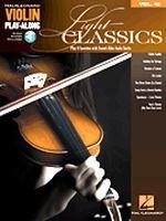 Light Classics - Violin Play-Along Series