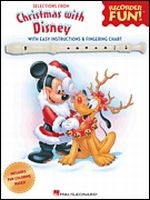 Christmas with Disney - Recorder Fun!