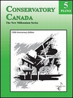 Conservatory Canada - New Millennium Grade 5 Piano