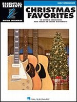 Christmas Favorites - Essential Elements Guitar Ensembles
