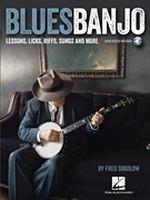 Blues Banjo - Lessons, Licks, Riffs, Songs & More