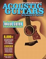 Blue Book of Acoustic Guitars - 15th Edition