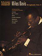 Miles Davis -- Originals Vol. 1 (Trumpet)