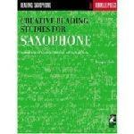 Creative Reading Studies for Saxophone