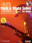 10 Rock & Blues Solos for Guitar
