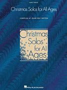 Christmas Solos for All Ages -- Low Voice