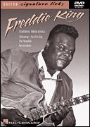 Freddie King - Guitar Signature Licks - DVD