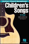 Guitar Chord Songbook: Children's Songs