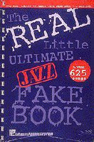 "The Real Little Ultimate Jazz Fake Book, ""C"" Edition"