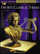 Favorite Classical Themes Easy Piano CD Play-Along