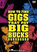 How To Find Gigs That Pay Big Bucks DVD