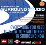 Setting Up Your Surround Studio