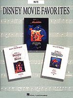 Disney Movie Favorites - Flute Solo with Piano
