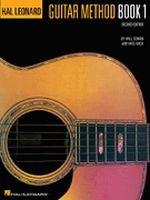 Hal Leonard Guitar Method - Book 1, Book Only