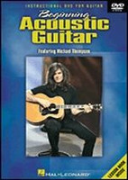 Beginning Acoustic Guitar DVD