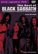 The Best of Black Sabbath DVD