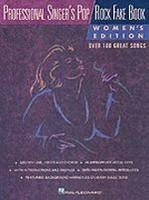 Professional Singer's Pop/Rock Fake Book: Female Edition