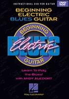 Beginning Electric Blues Guitar DVD