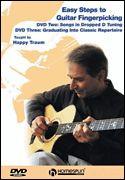 Easy Steps to Guitar Fingerpicking DVDs 2 & 3