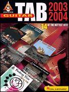 Guitar TAB 2003-2004