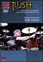 RUSH - Legendary Licks for Drums DVD
