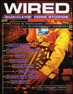 Wired - Musicians' Home Studios