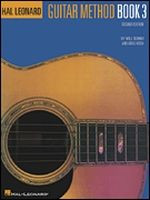 Hal Leonard Guitar Method - Book 3, Book Only