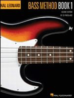 Hal Leonard Electric Bass Method - Book 1