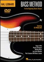 Hal Leonard Bass Method DVD