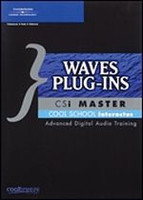 Waves Plug-Ins CSI Master CD-ROM